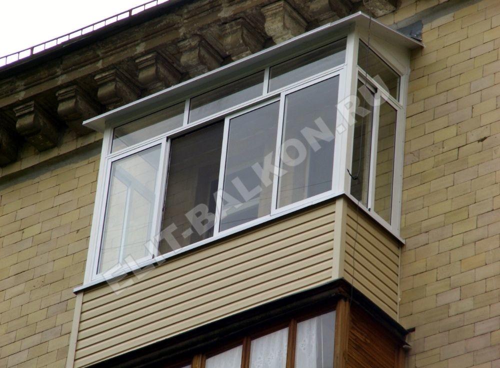 Фото остекления балконов в москве по ссылке