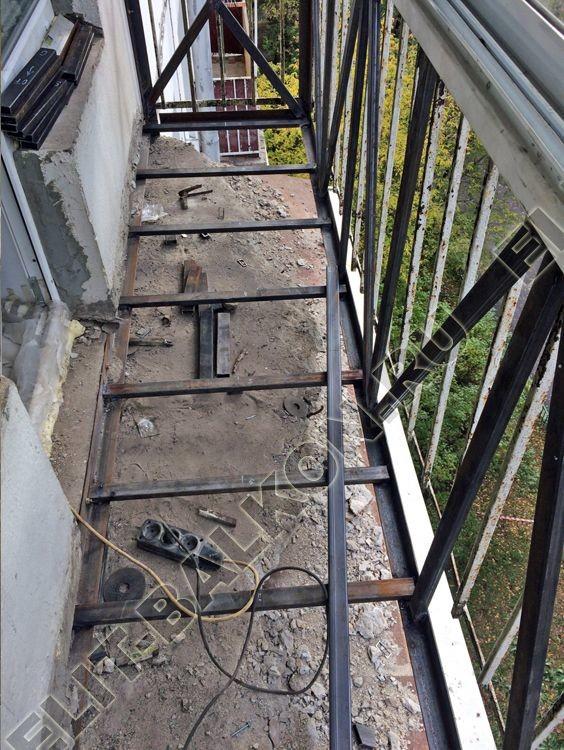 8 - Демонтаж балкона и лоджии