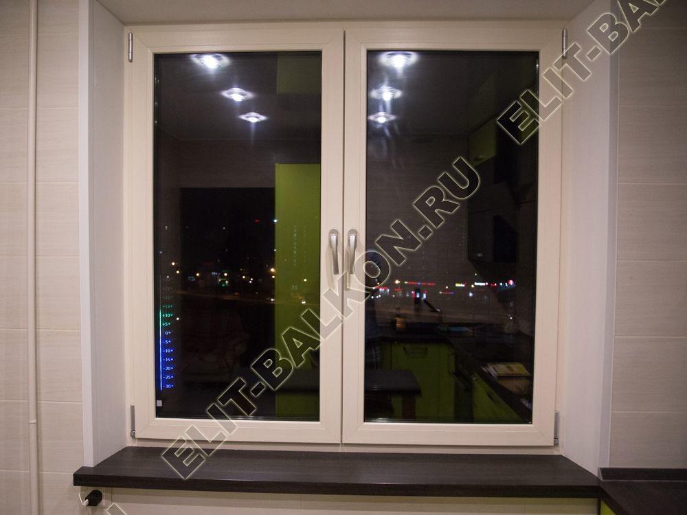 Okno pvh indikator pogody METEO GLASS 1 - Окна