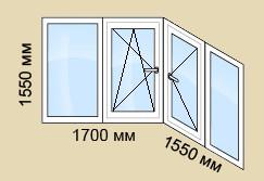 P44zub 4 - Остекление балконов. Тип дома П-44