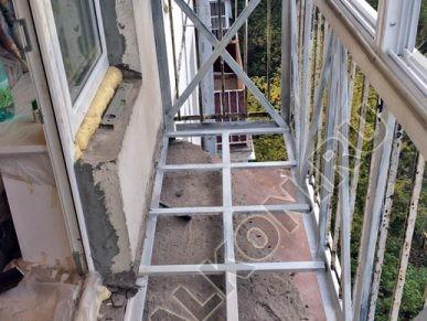 Posle 387x291 - Ремонт балконов под ключ