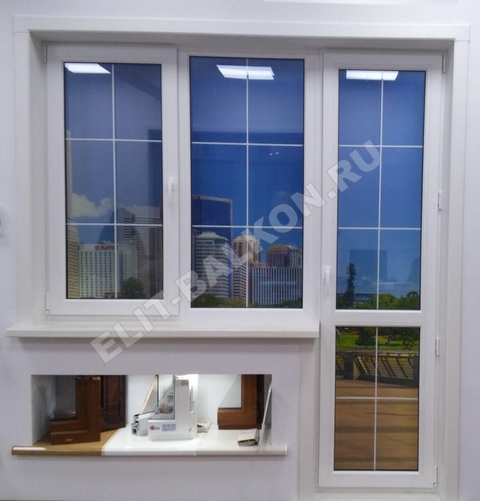 Vnutrennie otkosy na okna PVH QUNELL TSVET BELYJ 1 12 1 - Откосы для окон ПВХ
