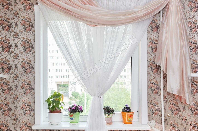 Vnutrennie otkosy na okna PVH QUNELL TSVET BELYJ 1 18 1 - Откосы для окон ПВХ