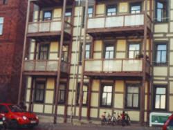 Новый балкон