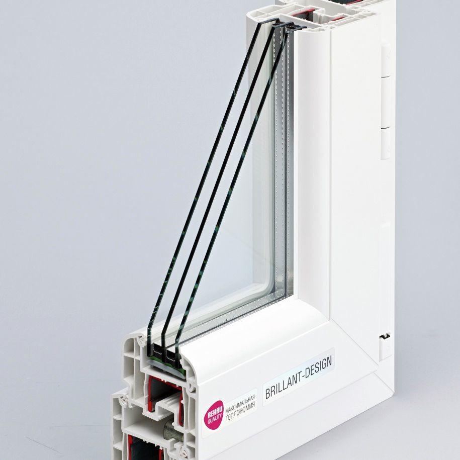 brillant1 - Пластиковые окна Rehau (Рехау)