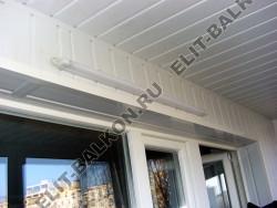 Электрика на балконе