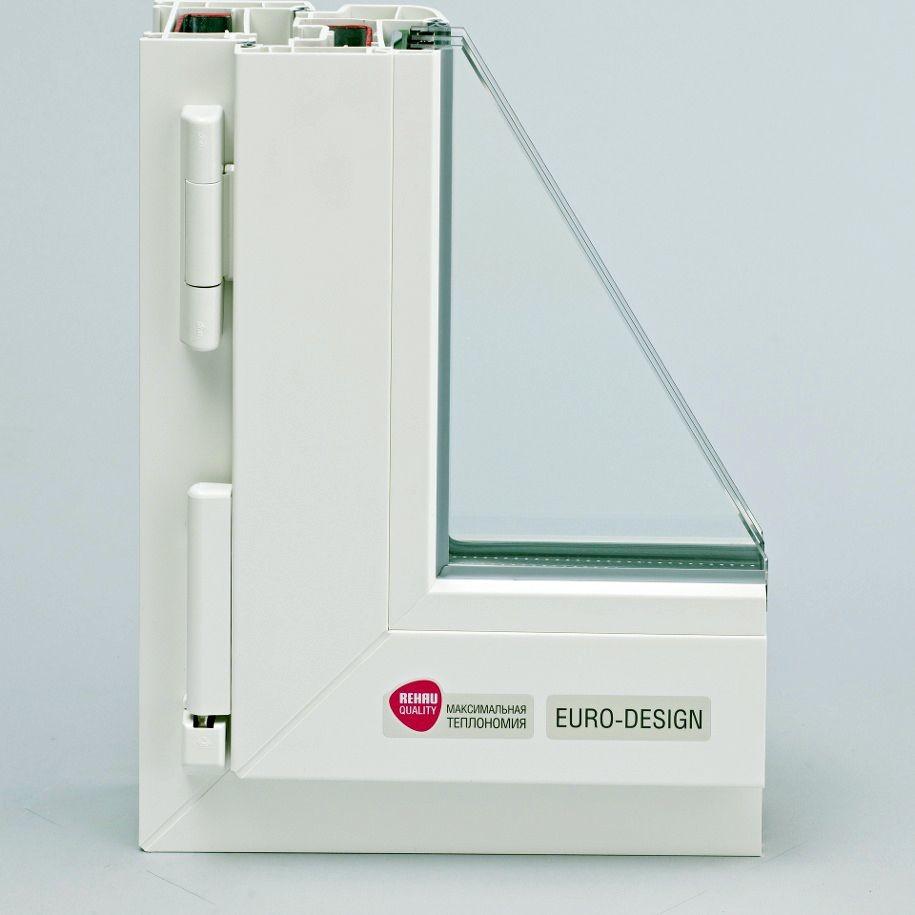 euro2 - Пластиковые окна Rehau (Рехау)