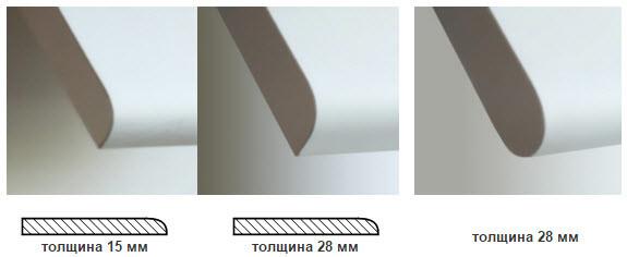 fsf profil - Подоконники ламинированные из влагостойкой фанеры типа ФСФ