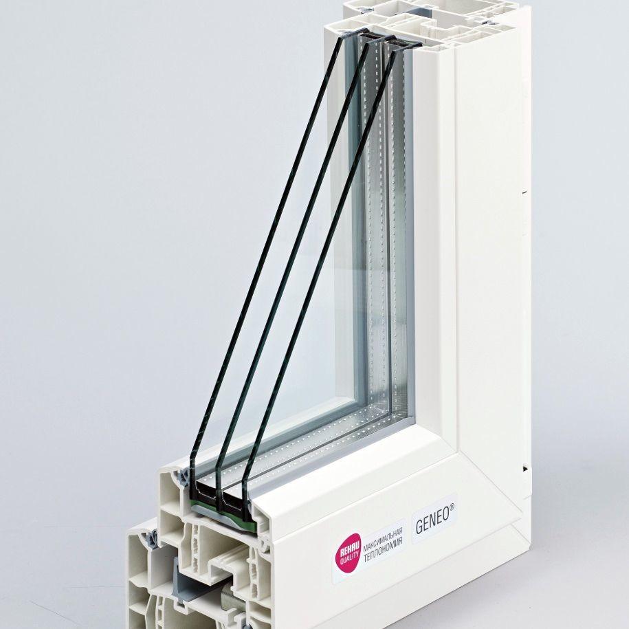 geneo2 - Пластиковые окна Rehau (Рехау)