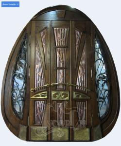 gusardi3 249x300 - Металлодеревянные двери