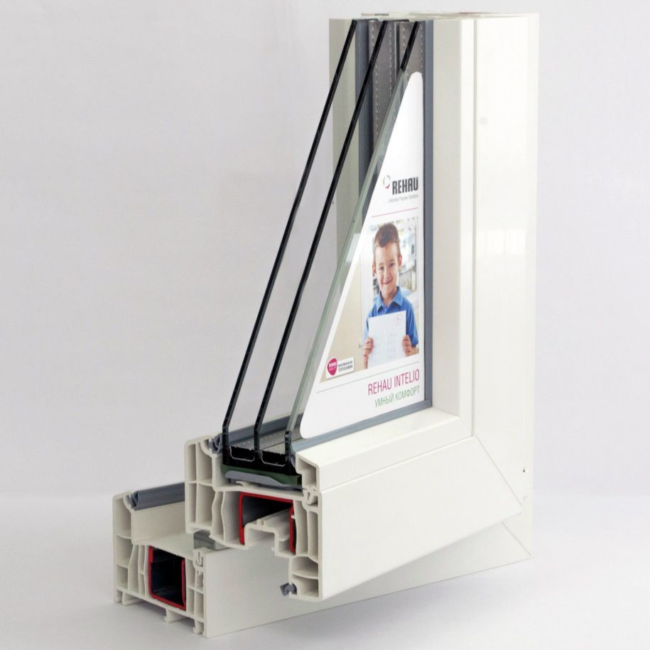 intelio1 - Пластиковые окна Rehau (Рехау)