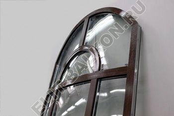 izognutoe okno 2 387x291 - Белые и цветные – Окна ПВХ