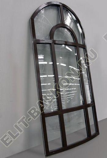 izognutoe okno 3 387x291 - Белые и цветные – Окна ПВХ