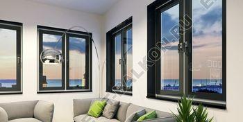okno 2 250x188 - Белые и цветные – Окна ПВХ
