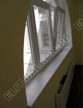okno PVH v detskij sad 3 387x291 - Белые и цветные – Окна ПВХ