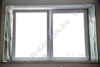 okno pvh s zerkalnymi otkosami 387x291 - Белые и цветные – Окна ПВХ