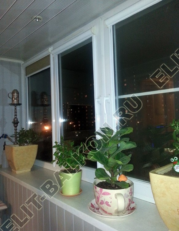 osteklenie balkona s vinosom 6 1 - Остекление балконов в хрущевке с выносом
