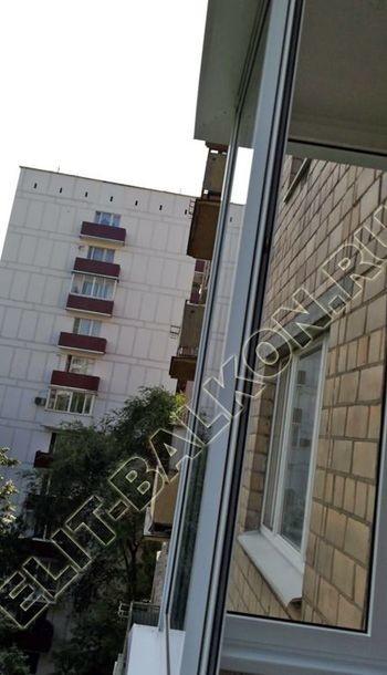 osteklenie balkona alum2 387x291 - Фото остекления балконов и лоджий в Москве - Балконы алюминий
