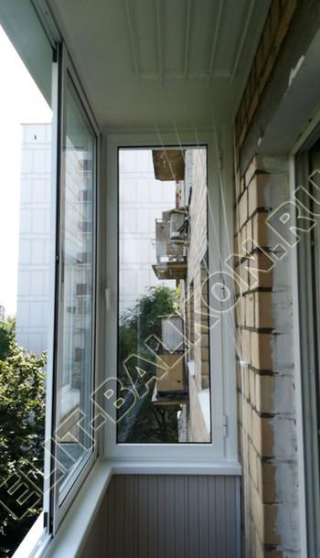 osteklenie balkona alum3 387x291 - Фото остекления балконов и лоджий в Москве - Балконы алюминий