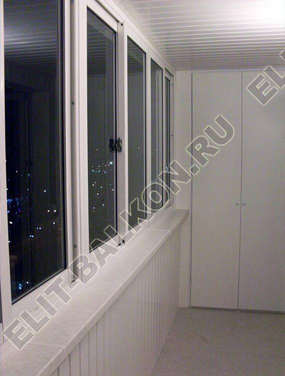 osteklenie balkona slidors10 - Полутеплое остекление балконов и лоджий