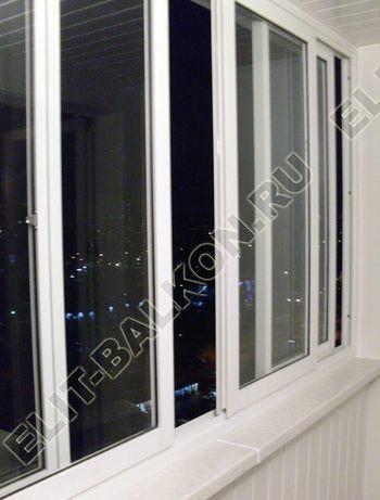 Фото остекления балконов и лоджий в Москве - Балконы остекление слайдорс