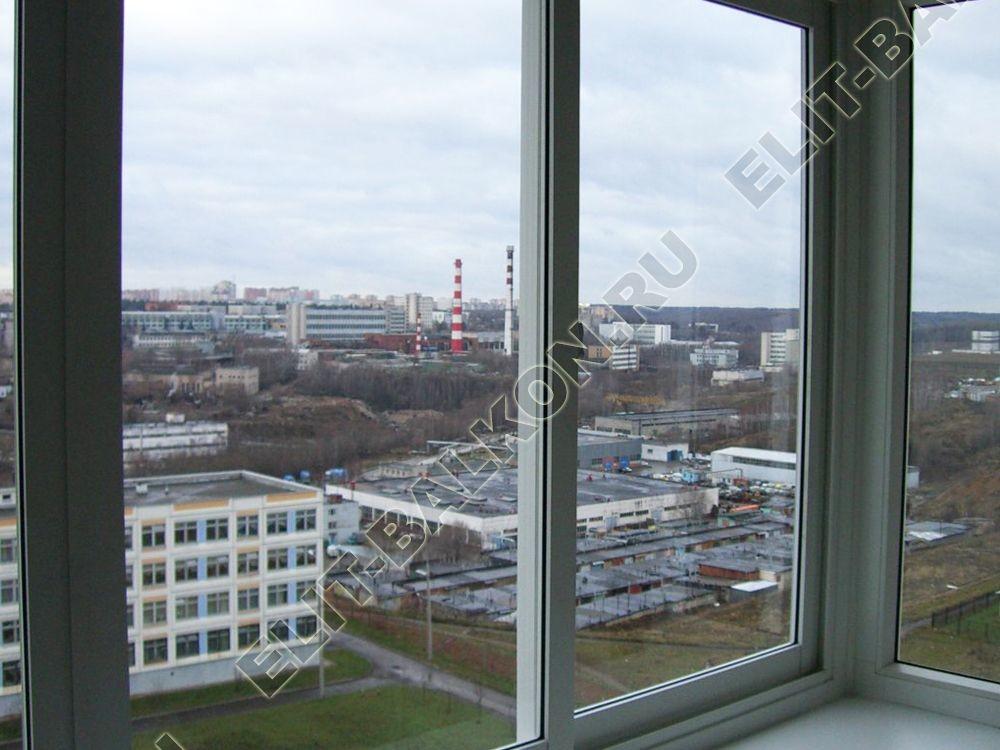osteklenie balkona slidors5 - Полутеплое остекление балконов и лоджий