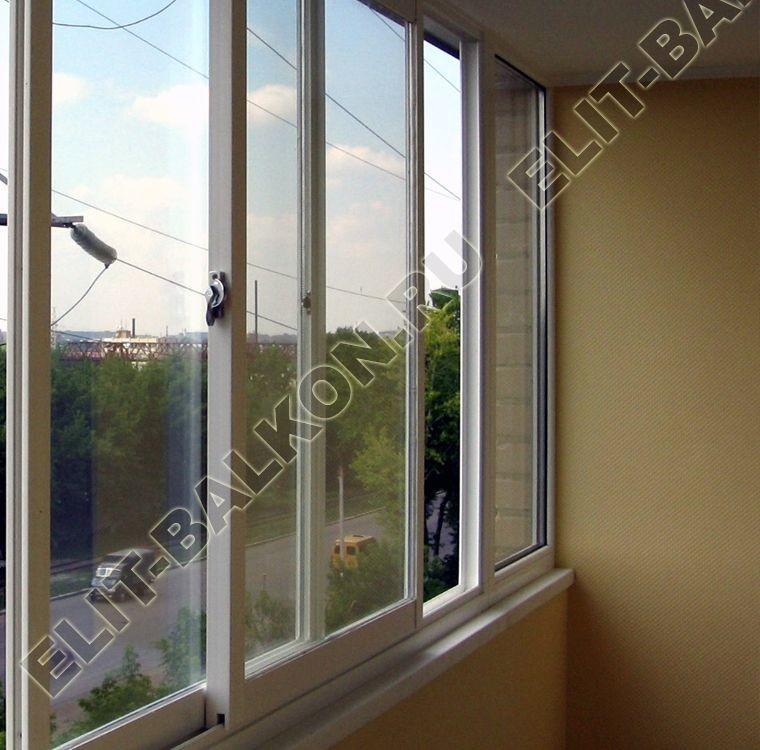 osteklenie balkona slidors7 - Полутеплое остекление балконов и лоджий