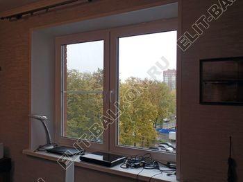 osteklenie okon11 387x291 - Белые и цветные – Окна ПВХ