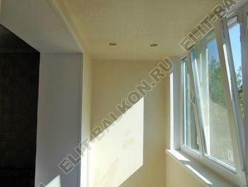 Внутренняя отделка - Внутренняя отделка балкона