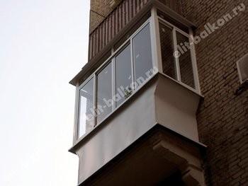 phoca thumb l  12 250x188 - Фото остекления балконов и лоджий в Москве - Балконы алюминий