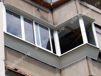 phoca thumb l  14 250x188 - Фото остекления балконов и лоджий в Москве - Балконы алюминий