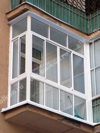 phoca thumb l  4 1 250x188 - Фото остекления балконов и лоджий в Москве - Балконы алюминий