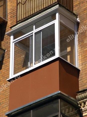 phoca thumb l  7 250x188 - Фото остекления балконов и лоджий в Москве - Балконы алюминий