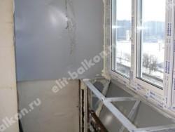 phoca thumb l 1 2 1 250x188 - Лоджии под комнату лодочка - Остекление и отделка балкона. Лодочка. Объединение под комнату