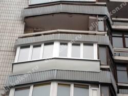 phoca thumb l 16 2 250x188 - Лоджии под комнату лодочка - Остекление и отделка балкона. Лодочка. Объединение под комнату