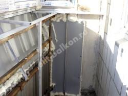 phoca thumb l 2 12 250x188 - Лоджии под комнату лодочка - Остекление и отделка балкона. Лодочка. Объединение под комнату