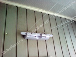 Сушка настенная - Сушка на балкон настенная