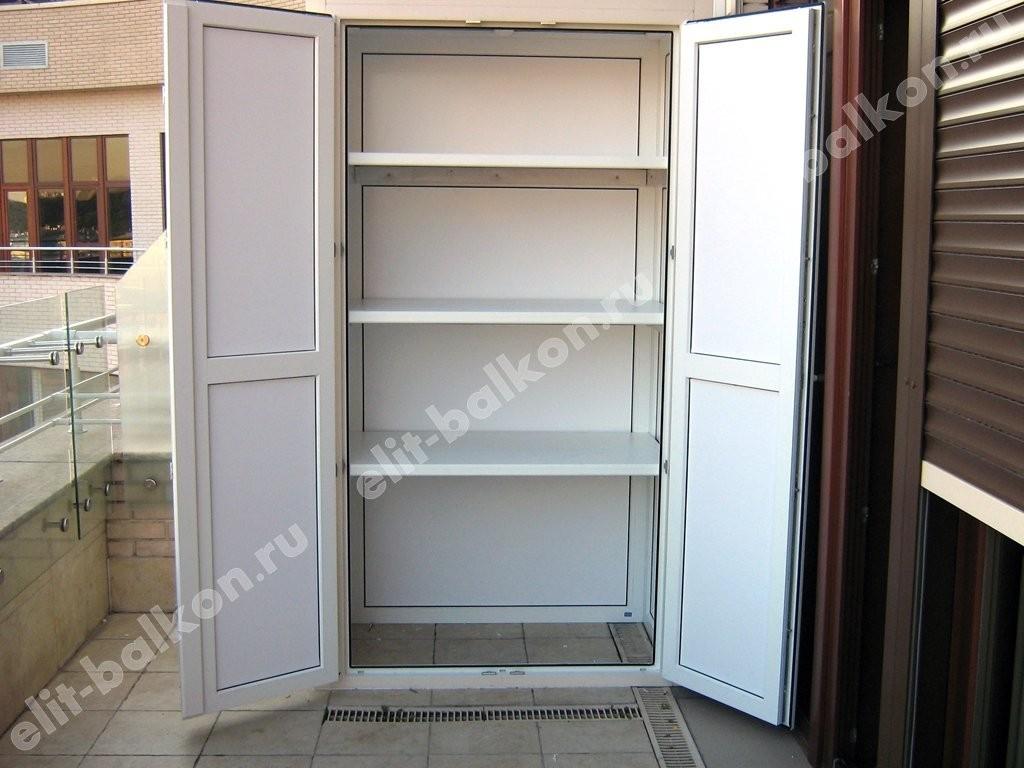 phoca thumb l 3 2 1 1024x768 - Шкаф на балкон ПВХ