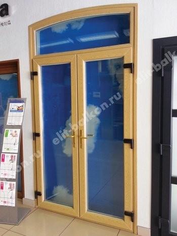 phoca thumb l 3 20 250x188 - ПВХ входные распашные - Двери ПВХ входные белые и цветные распашные