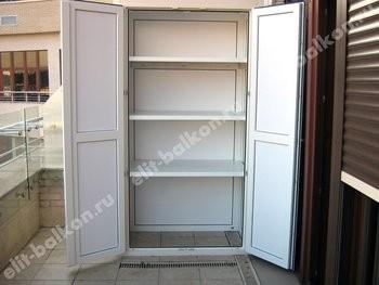 phoca thumb l 3 24 250x188 - ПВХ распашной шкаф на балкон