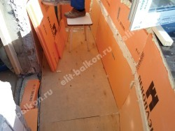phoca thumb l 5 12 250x188 - Лоджии под комнату лодочка - Остекление и отделка балкона. Лодочка. Объединение под комнату