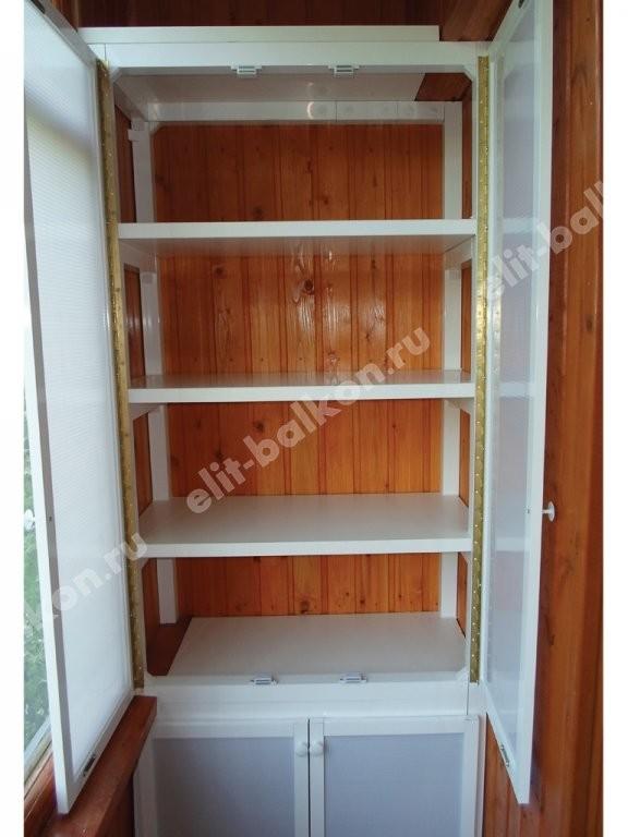 Алюминиевый шкаф на балкон купить.