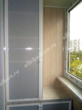 phoca thumb l 6 14 250x188 - Алюминиевый поликарбонат – шкаф на балкон