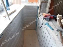 phoca thumb l 6 8 250x188 - Лоджии под комнату лодочка - Остекление и отделка балкона. Лодочка. Объединение под комнату