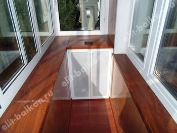 phoca thumb l 7 10 250x188 - Алюминиевый поликарбонат – шкаф на балкон
