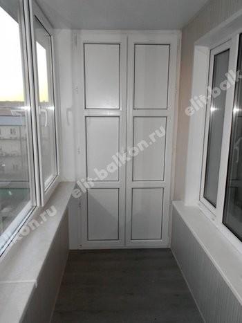 phoca thumb l 9 6 250x188 - ПВХ распашной шкаф на балкон
