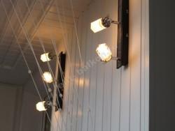 Сушка потолочная - Сушка на балкон потолочная лиана