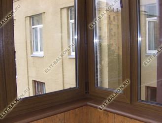 Фото остекления балконов и лоджий в Москве, фото примеров остекления балконов