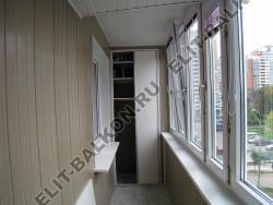 Остекление ПВХ балконов
