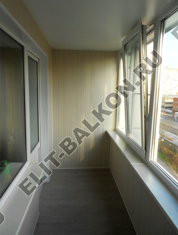 pvh 9 - Пластиковое остекление балконов и лоджий